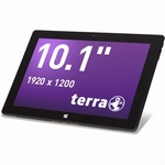 TERRA PAD 1062 x5-Z8350 W10 Home