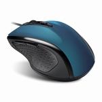 Souris Shape 6D bleu