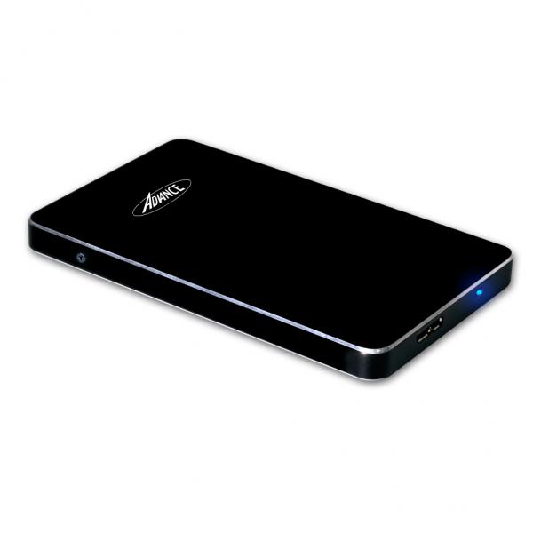 Boitier externe USB 3.0 pour disque dur SSD / S-ATA 2.5