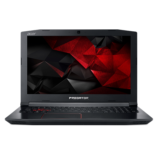 PC Portable Acer Predator PH317-51-56X Noir